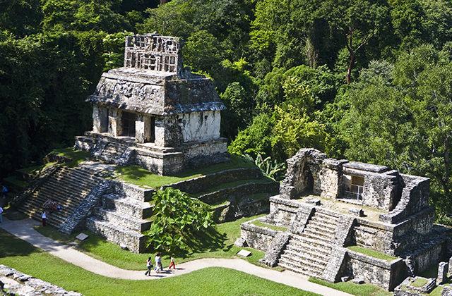 nouvelle pyramide au mexique