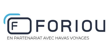 Logo Foriou Voyages