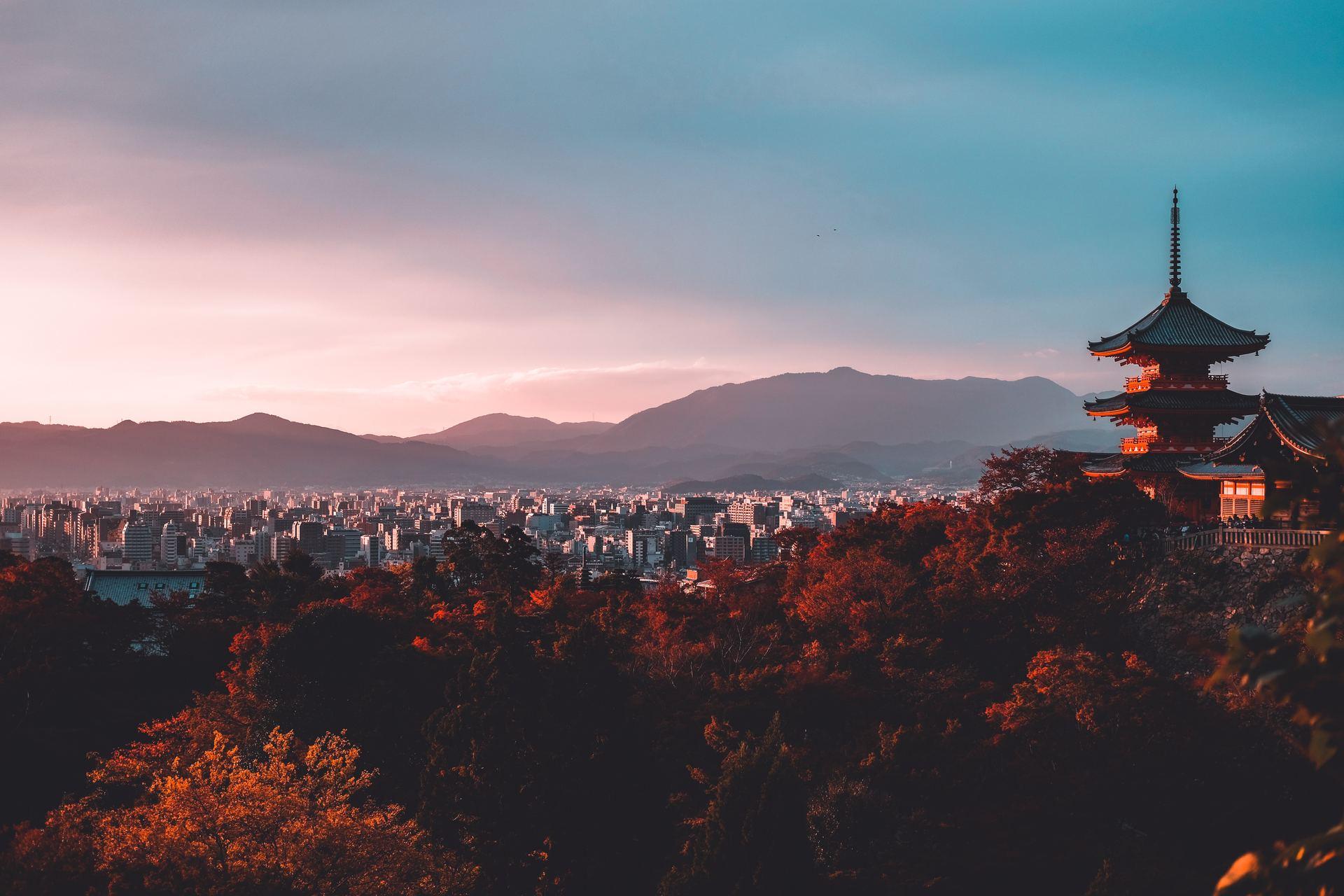destination Kyoto