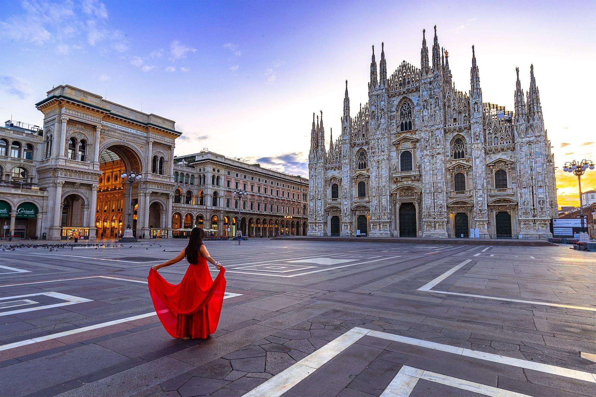 destination Milan