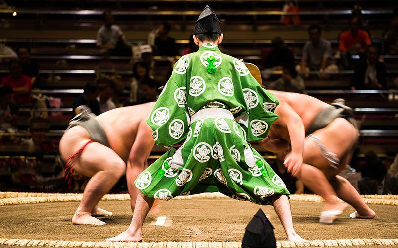 Assister à un entrainement de Sumo à l'écrurie des Sumo de Tokyo