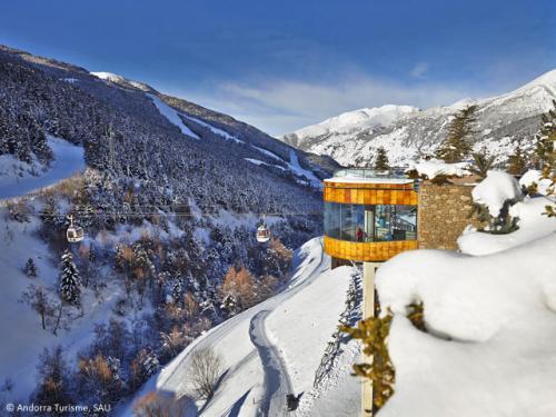 Pierre & Vacances Résidence Andorra Bordes d'Envalira - ,