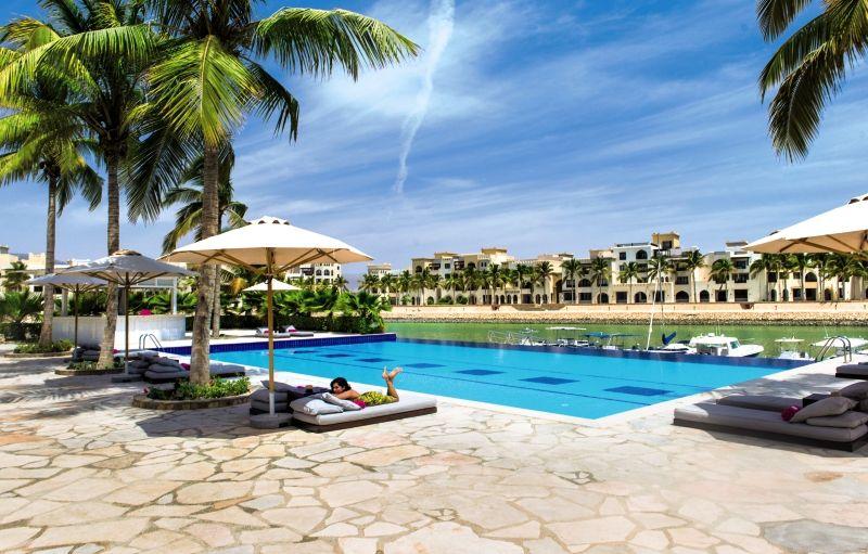 Oman, Salalah Beach - Juweira Boutique Hôtel - *