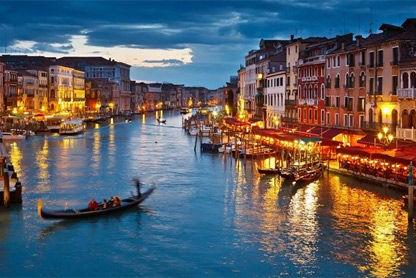 Noël : Noël dans la lagune de Venise, Venise